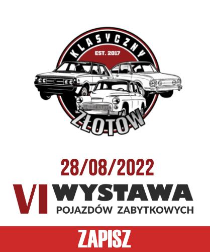 Rejestracja Wystawa Samochodów Zabytkowych
