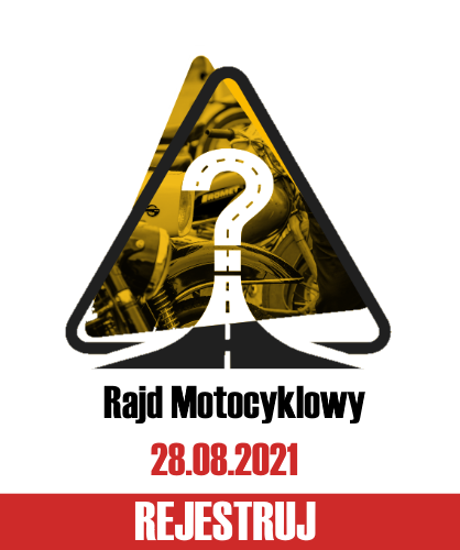 Rejestracja Rajd Motocyklowy